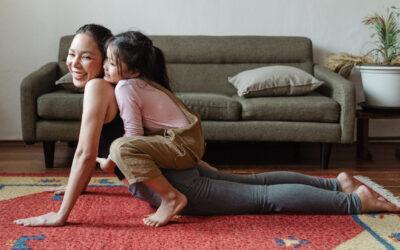 Esercizi da fare a casa per restare in forma